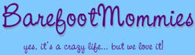 Barefoot Mommies Logo