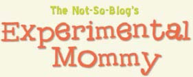The Not-So-Blog's Experimental Mommy logo