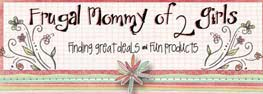 Frugal Mommy of 2 Girls logo