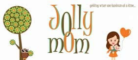 Jolly Mom logo